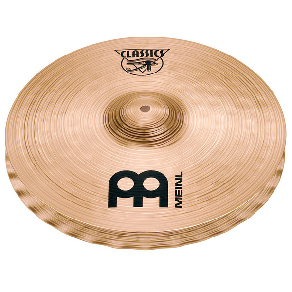 Meinl C14MSW Classics 14 inch Medium Soundwave Hi-hat