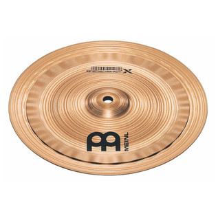 Meinl GX-8/10ES Generation X 8 inch and 10 inch Electro Stack