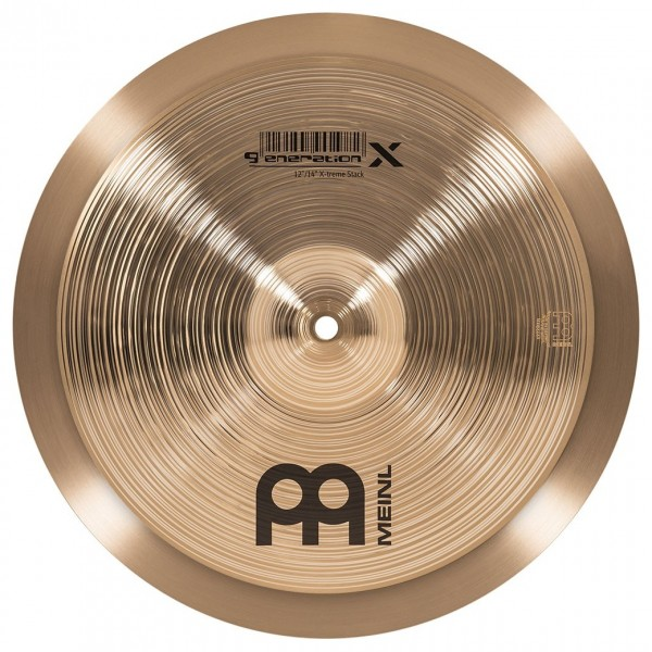 Meinl GX-12/14XTS Generation X 12 inch and 14 inch X-Treme Stack