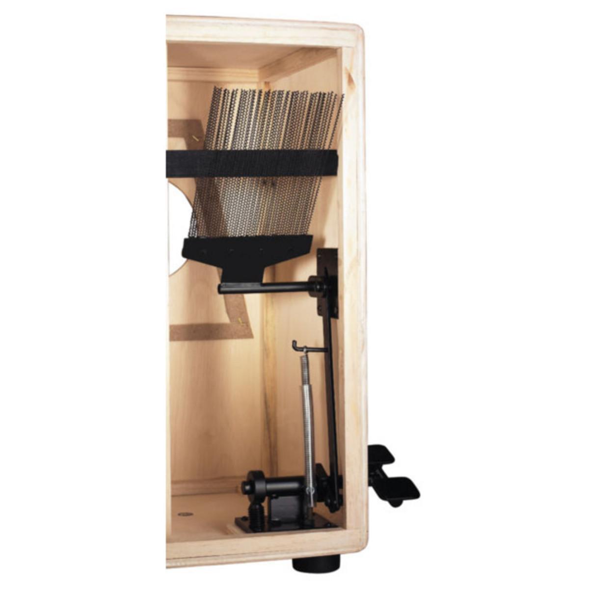 meinl caj5eb m bass pedal cajon ebony at. Black Bedroom Furniture Sets. Home Design Ideas