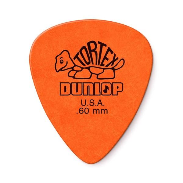 Dunlop Tortex Standard Orange
