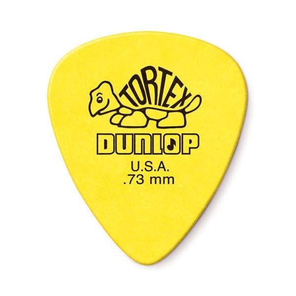 Dunlop Tortex Standard Yellow