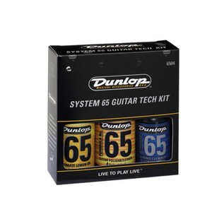 System 65 Guitar Tech Care Kit