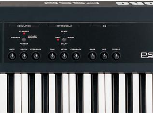 Korg PS60 Performance Synthesizer - controls3