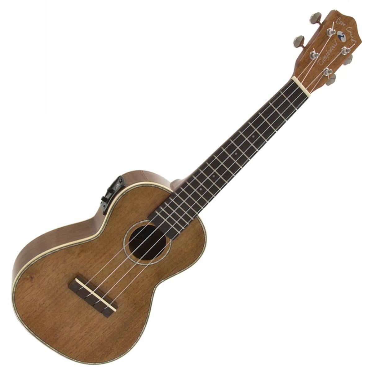 Tanglewood tu 9e cove creek series concert electro ukulele for The tanglewood