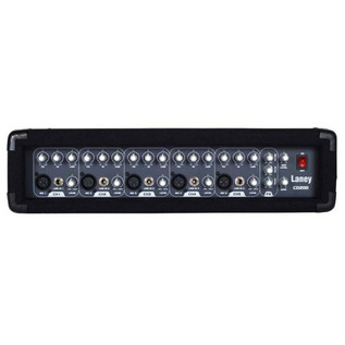 Laney CD200 Concept Powered 2 x 80w Mixer - main