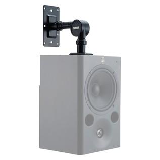 BWS50190 Ceiling Speaker Mount Bracket (Single) - With Speaker (Speaker Not Included)
