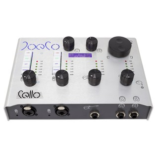 JoeCo Cello USB Audio Interface - Main (Top)