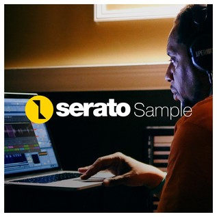 Serato Sample, Download Card - Main
