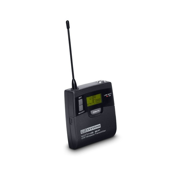 LD Systems WIN 42 Wireless Bodypack Transmitter