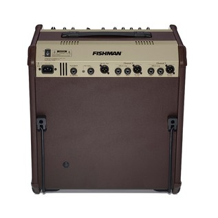 Fishman Loudbox Performer Acoustic Guitar Combo Amp Back