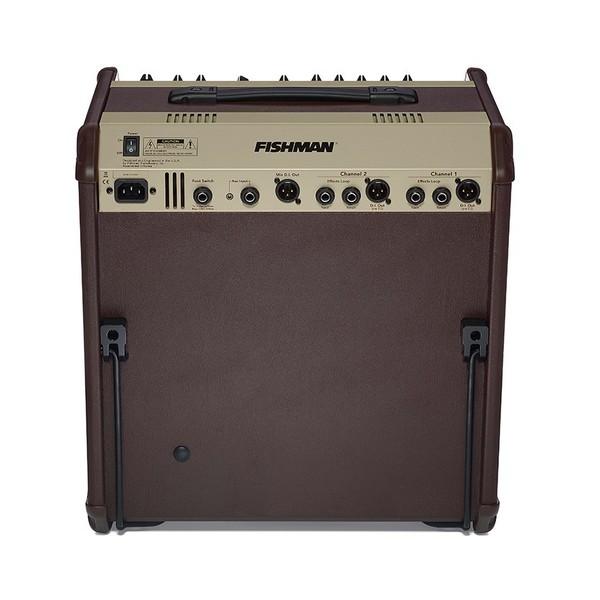 Fishman Loudbox Performer Acoustic Guitar Combo Amp Back