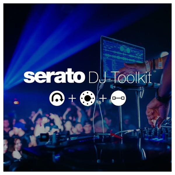 Serato DJ Tool Kit, Download - Main