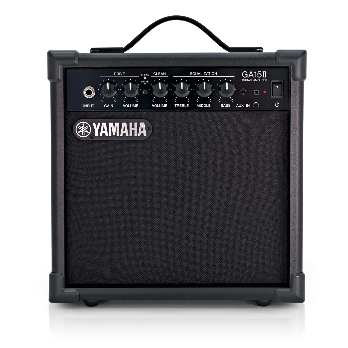 yamaha ga 15ii guitar amp b stock at gear4music. Black Bedroom Furniture Sets. Home Design Ideas