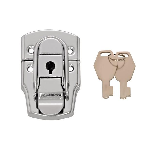 Drawbolt With Key Lock, Small main