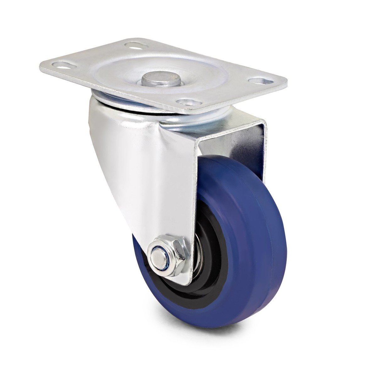 Click to view product details and reviews for Swivel Castor By Gear4music 100mm.