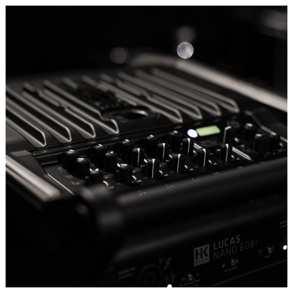 HK Audio LUCAS Nano 608i PA System, Mixer Beauty Shot