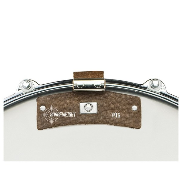 Snareweight M1 Snare Dampening System, Brown-Unfolded