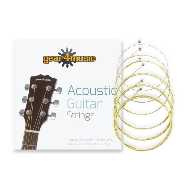 15 Watt Acoustic Guitar Amp & Accessory Pack