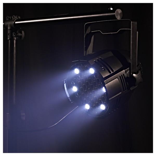 54 x 3w LED Par Can by Gear4music