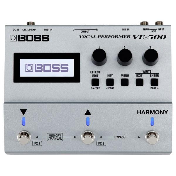 Boss VE-500 Main