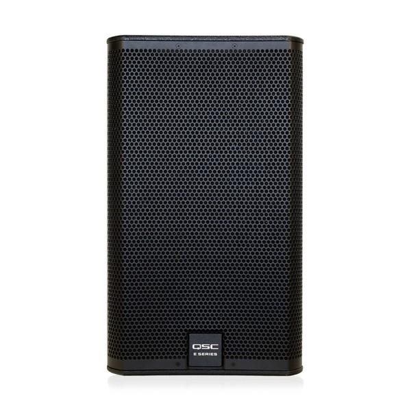 QSC E Series E112 12'' Passive PA Speaker, Front Face