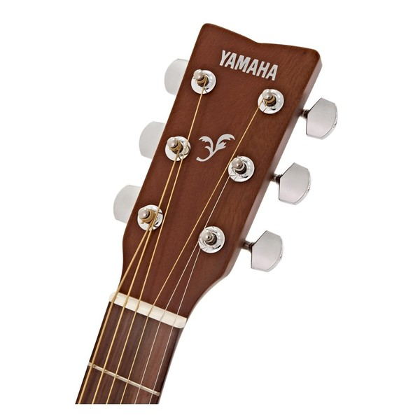 Yamaha F310 Acoustic Guitar Headstock View