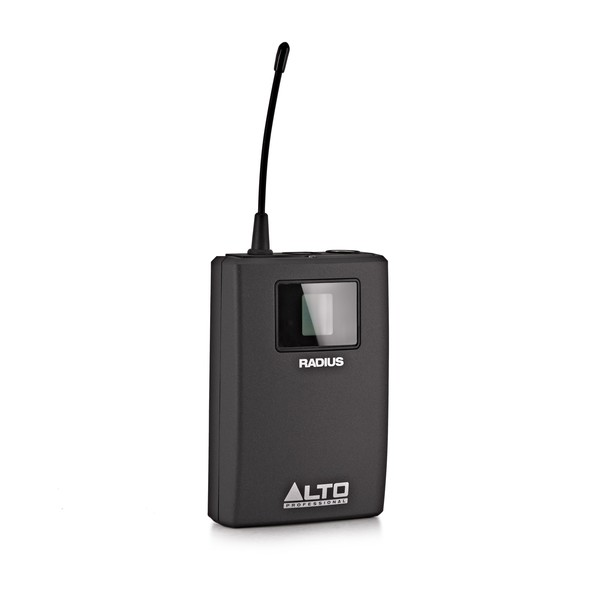 Alto Radius 200 Wireless Headset Microphone