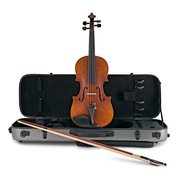 Stentor Arcadia Violin Outfit With Pirastro Tonica String Setup main