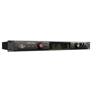 X8P Thunderbolt 3 Audio Interface - Angled