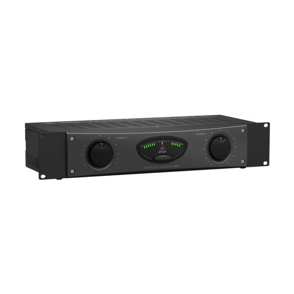 Behringer A800 Power Amplifier