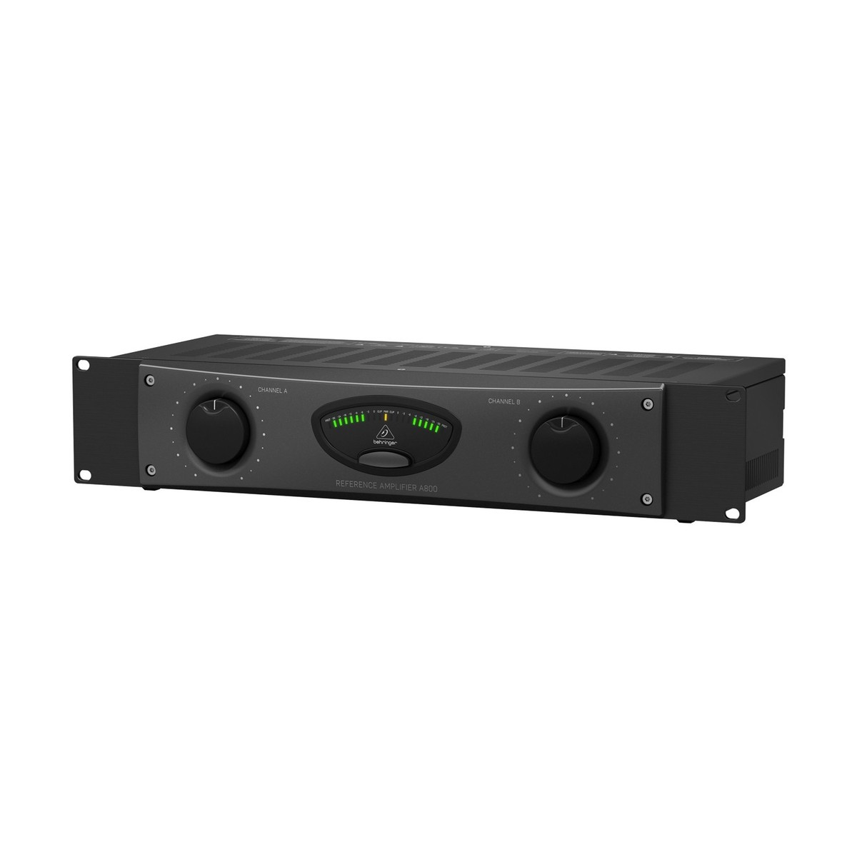 Disc Behringer A800 800w Reference Power Amplifier At Gear4musiccom Compatible With Tv Audio