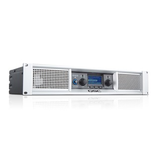 QSC GXD 4 Power Amplifier, Front Angled Right