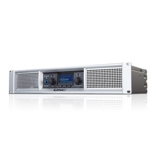 QSC GXD 4 Power Amplifier, Front Angled Left