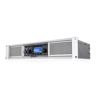 QSC GXD 8 Power Amplifier, Front Angled Left