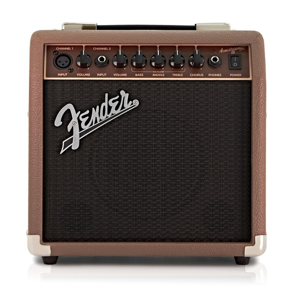 Fender Acoustasonic 15 Acoustic Combo main