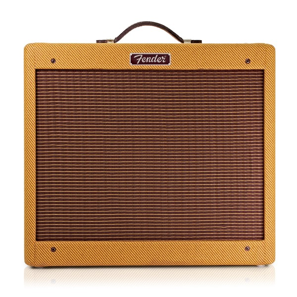 Fender Blues Junior LTD Combo, Lacquered Tweed main