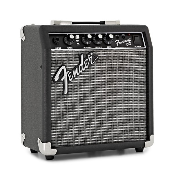 Fender Frontman 10G Amp angle
