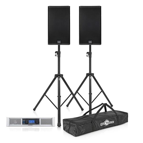 QSC E Series E115 System Full Package