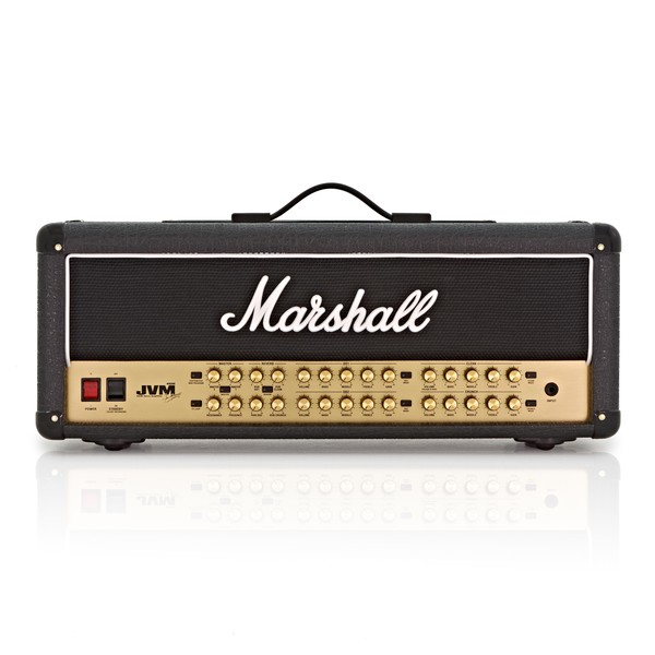 Marshall JVM410H 100W 4-Channel Guitar Amp Head