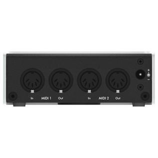 iConnectivity iConnectMIDI2+ Portable MIDI Interface - Rear