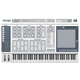 Native Instruments Komplete 12 - FM8