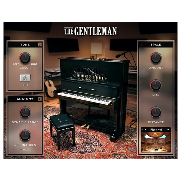 Native Instruments Komplete 12 - Gentleman