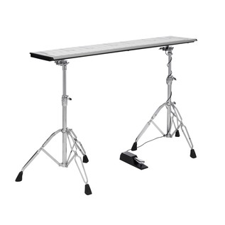 Pearl Mallet Station - Instrument on Stand with Pedal