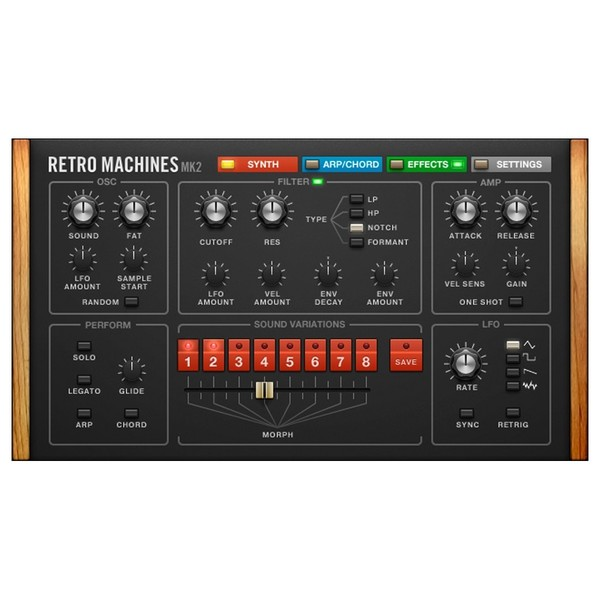 Native Instruments Komplete 12 - Retro Machines