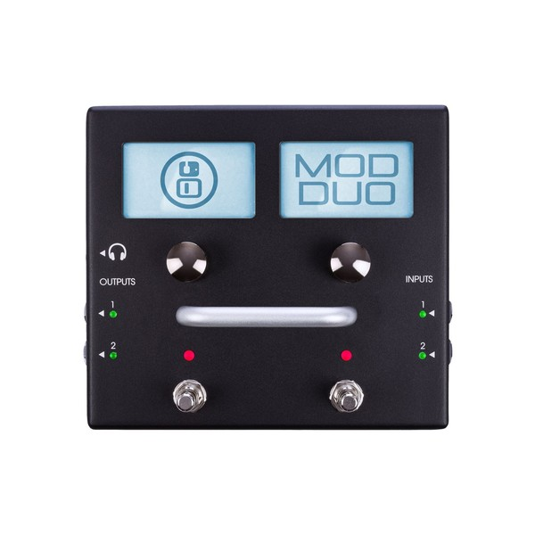 MOD Devices MOD Duo Multi Effects Pedal - Front 2