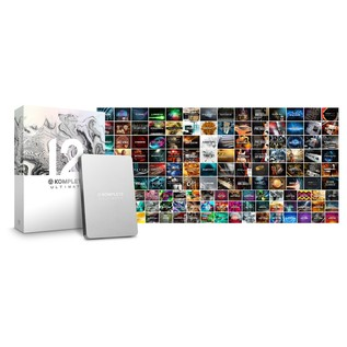 Native Instruments Komplete 12 Ultimate Collector's Edition - Main