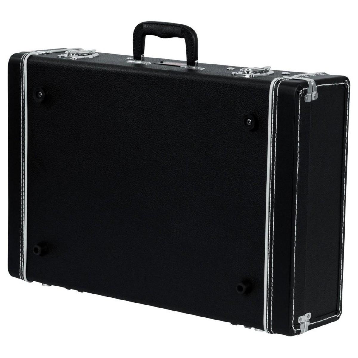 Gator GW-GIGBOXJR Pedal Board/Guitar Stand Case, 23''x17''x7'' BStock
