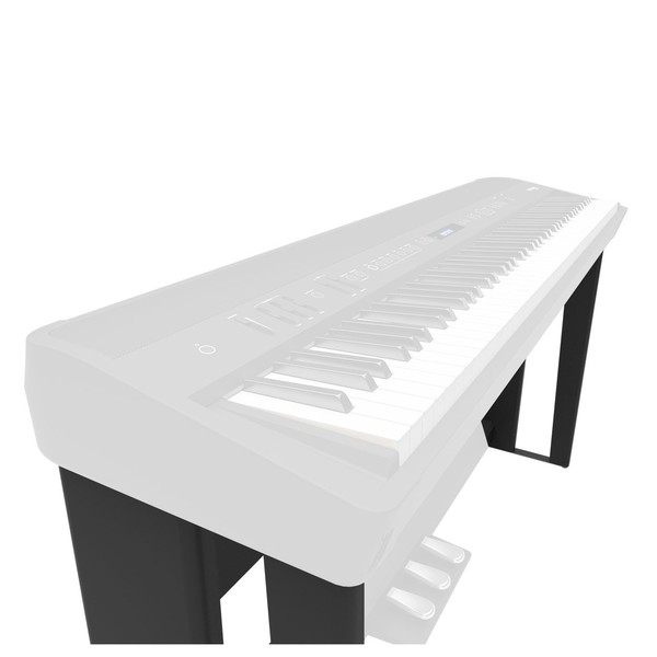 Roland KSC-90 Stand for FP-90 Piano, Black