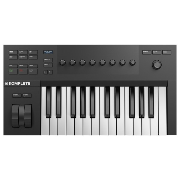 Native Instruments Komplete Kontrol A25 - Top